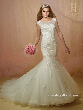 Mary's Bridal 6450