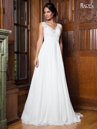 Mary's Bridal Style #MB1014