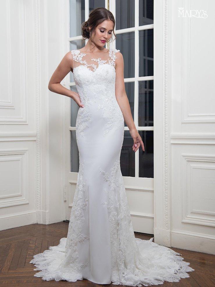 Mary's Bridal Style #MB3009
