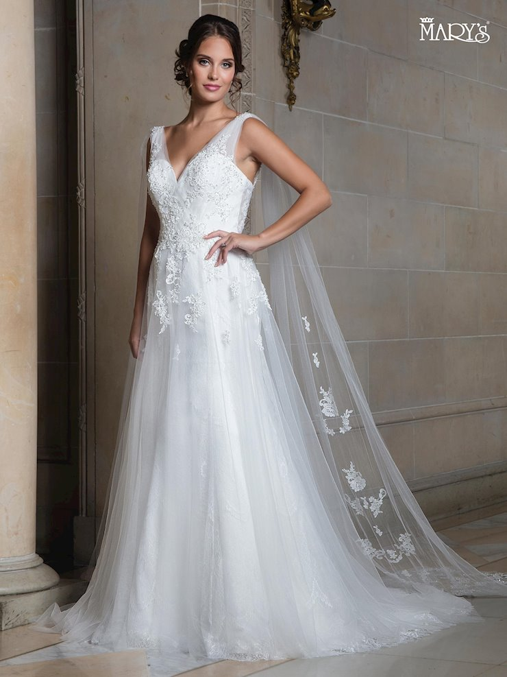 Mary's Bridal MB3012 Image