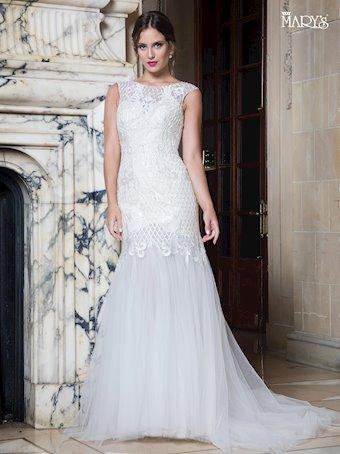 Mary's Bridal Style #MB3015