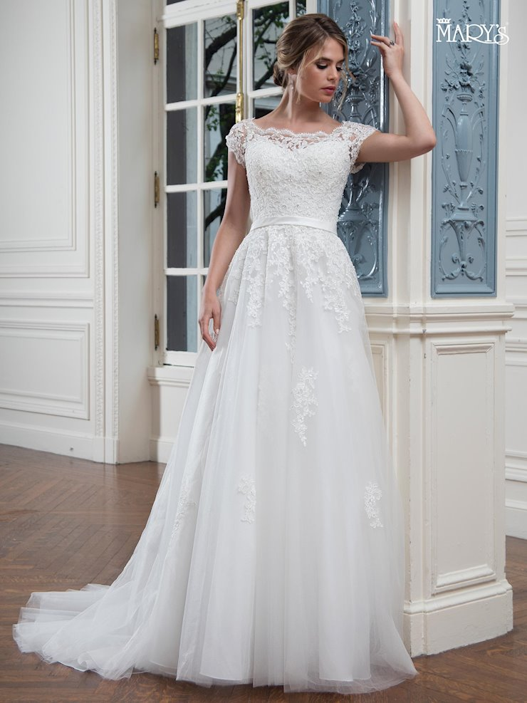 Mary's Bridal MB3016 Image