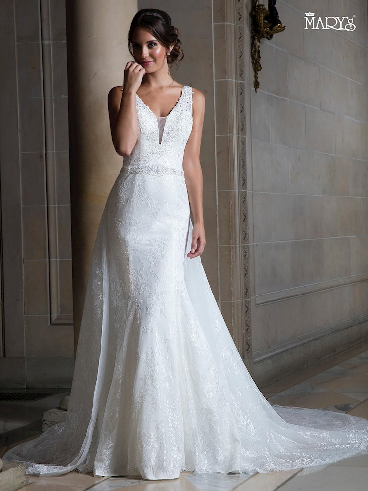 Mary's Bridal MB3021 Image
