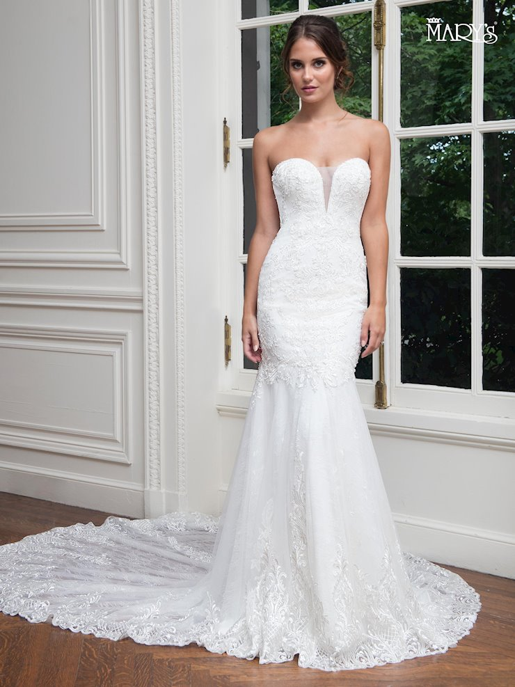 Mary's Bridal MB3022
