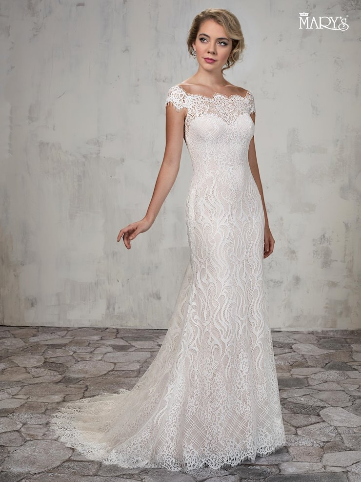 Mary's Bridal MB3024