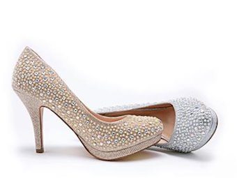 Sweeties Shoes Style #CRYSTAL