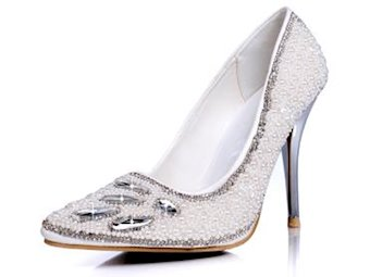 Sweeties Shoes Style #FAITH
