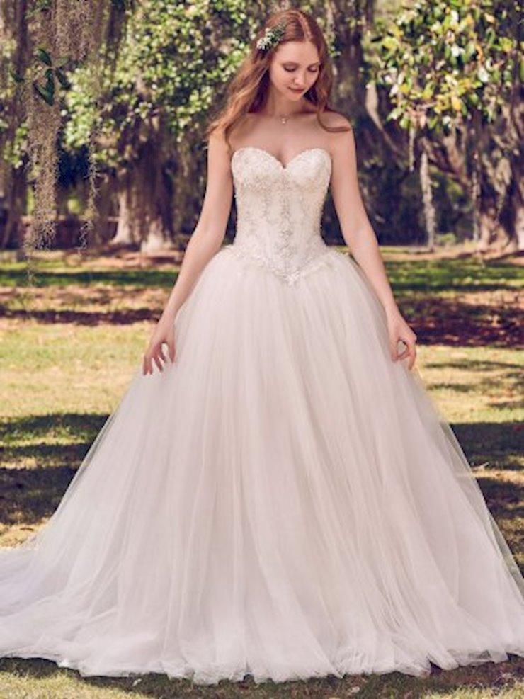 Maggie Sottero Bridal #Benton