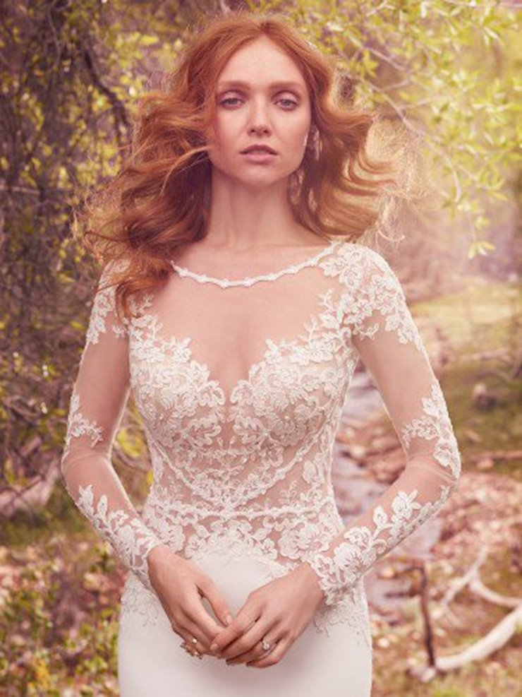 Maggie Sottero Style No. Blanche  Image