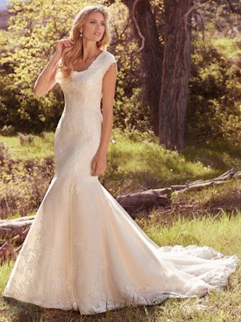 Maggie Sottero Bridal Style #Brielle