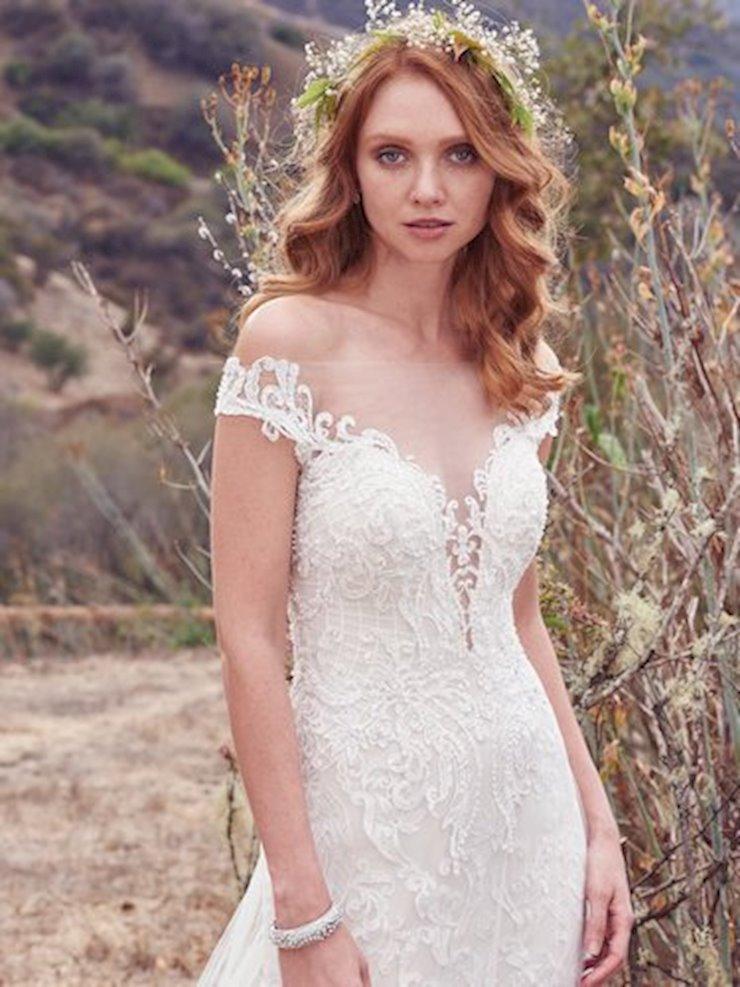 Maggie Sottero Bridal Daisy