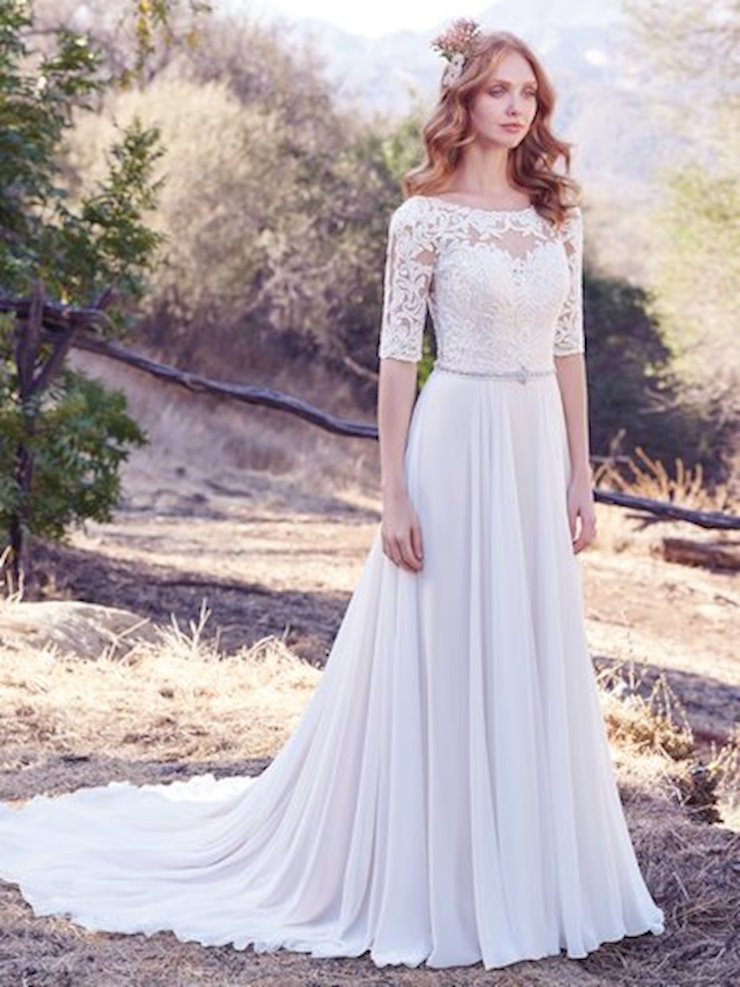 Maggie Sottero Bridal Darcy
