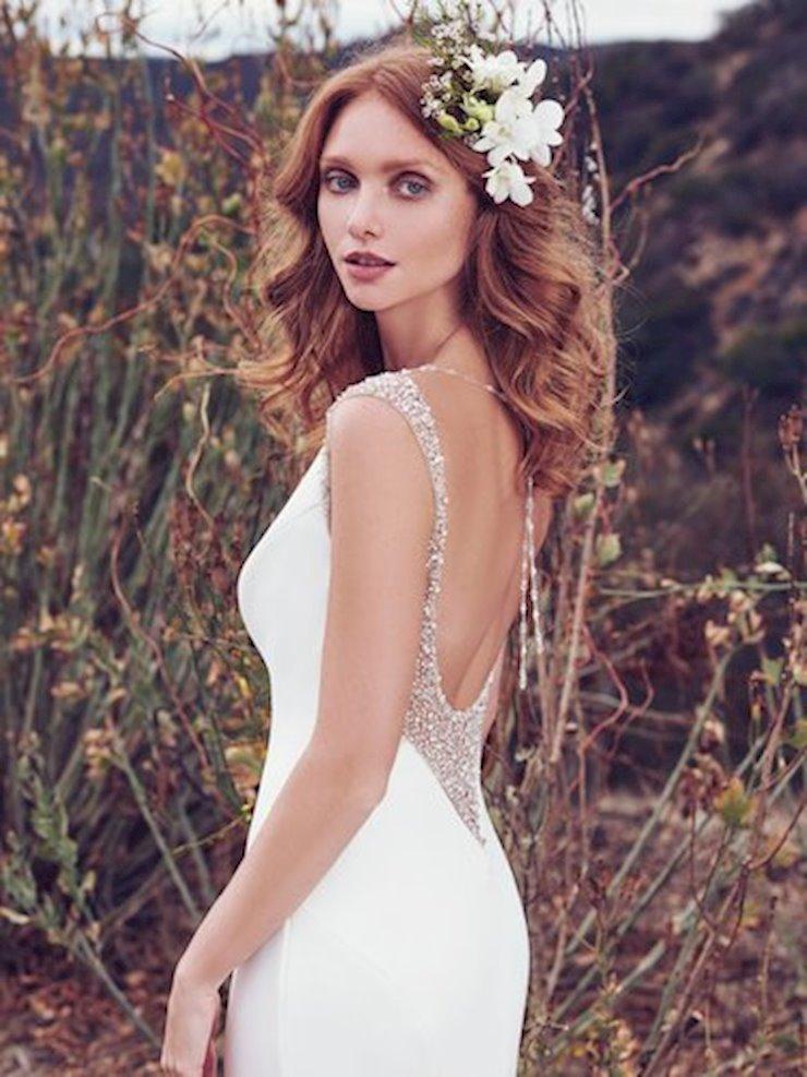 Maggie Sottero Bridal #Evangelina