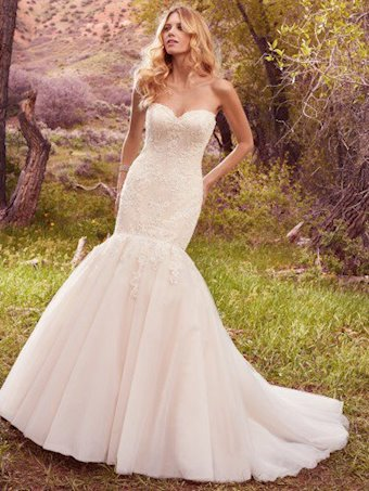 Maggie Sottero Bridal Style #Keely