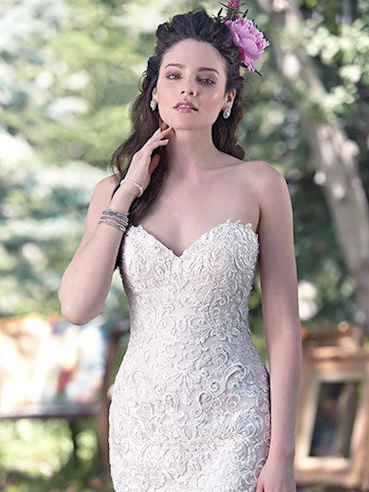 Maggie Sottero Style #Lansing IN STORE