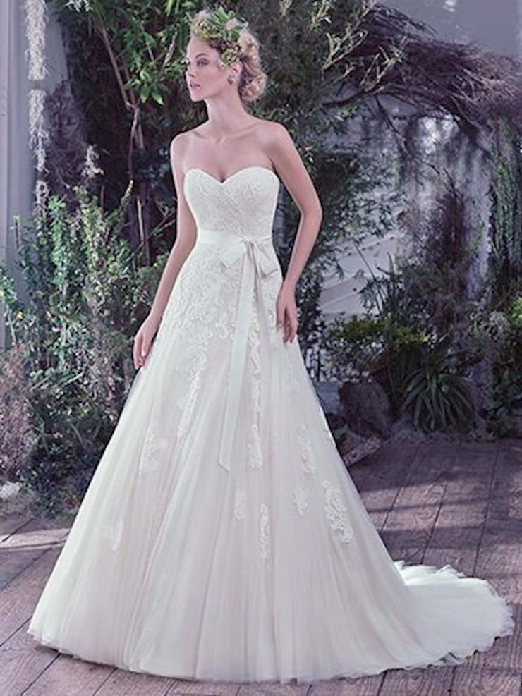 Maggie Sottero Style #Lindsey Image