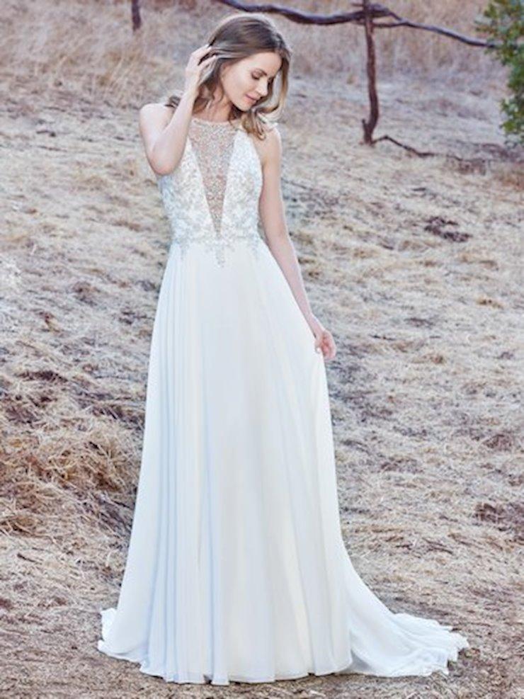 Maggie Sottero Bridal #Maren