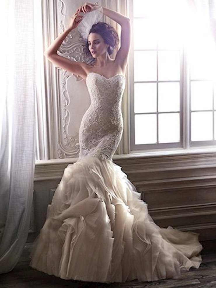 Maggie Sottero Style #Paulina Image
