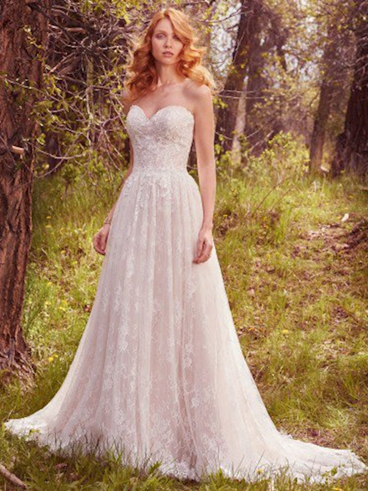 Maggie Sottero Bridal Rylie