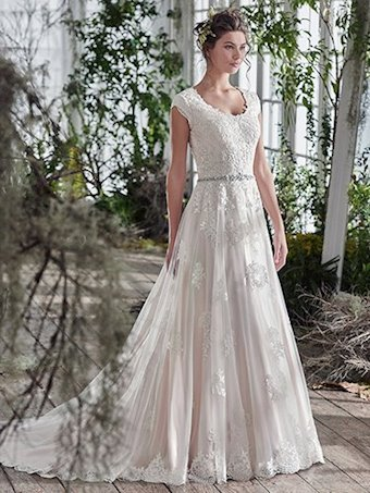 Maggie Sottero Style #Shannon-6MS827