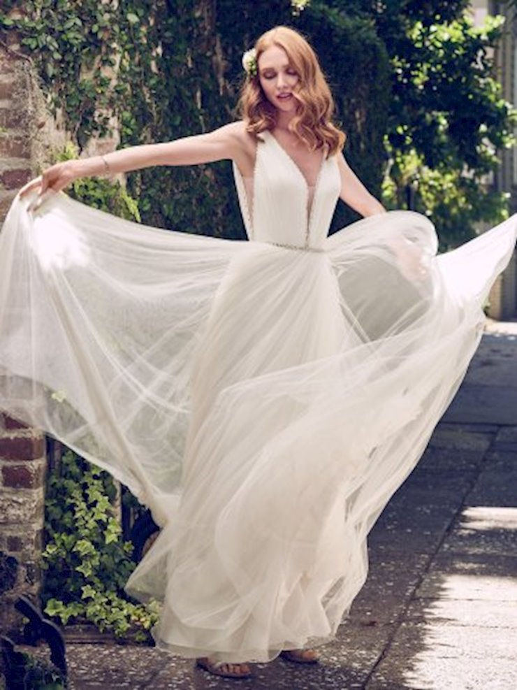 Maggie Sottero Bridal #Tamar