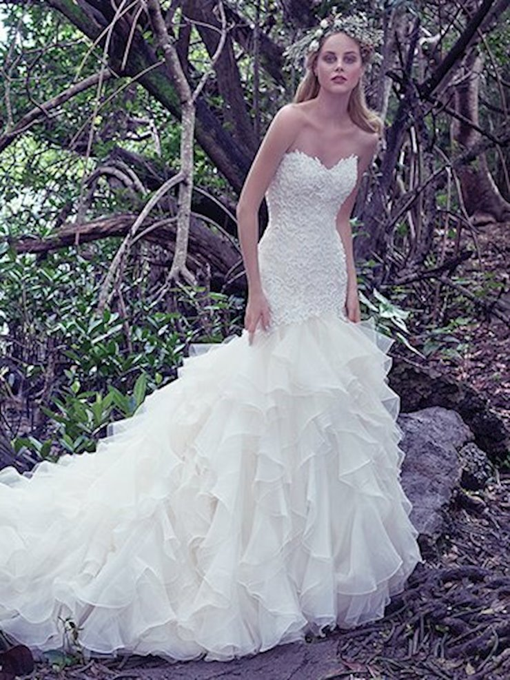 Maggie Sottero Tawny-6MG763 Image