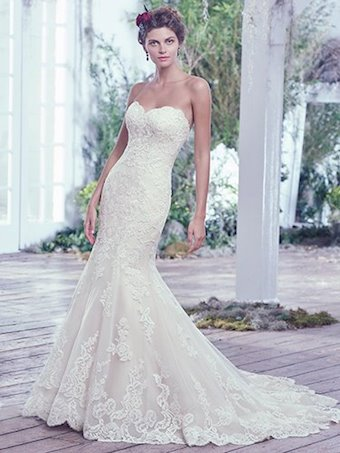 Maggie Sottero Bridal Style #Valerie-6MW792