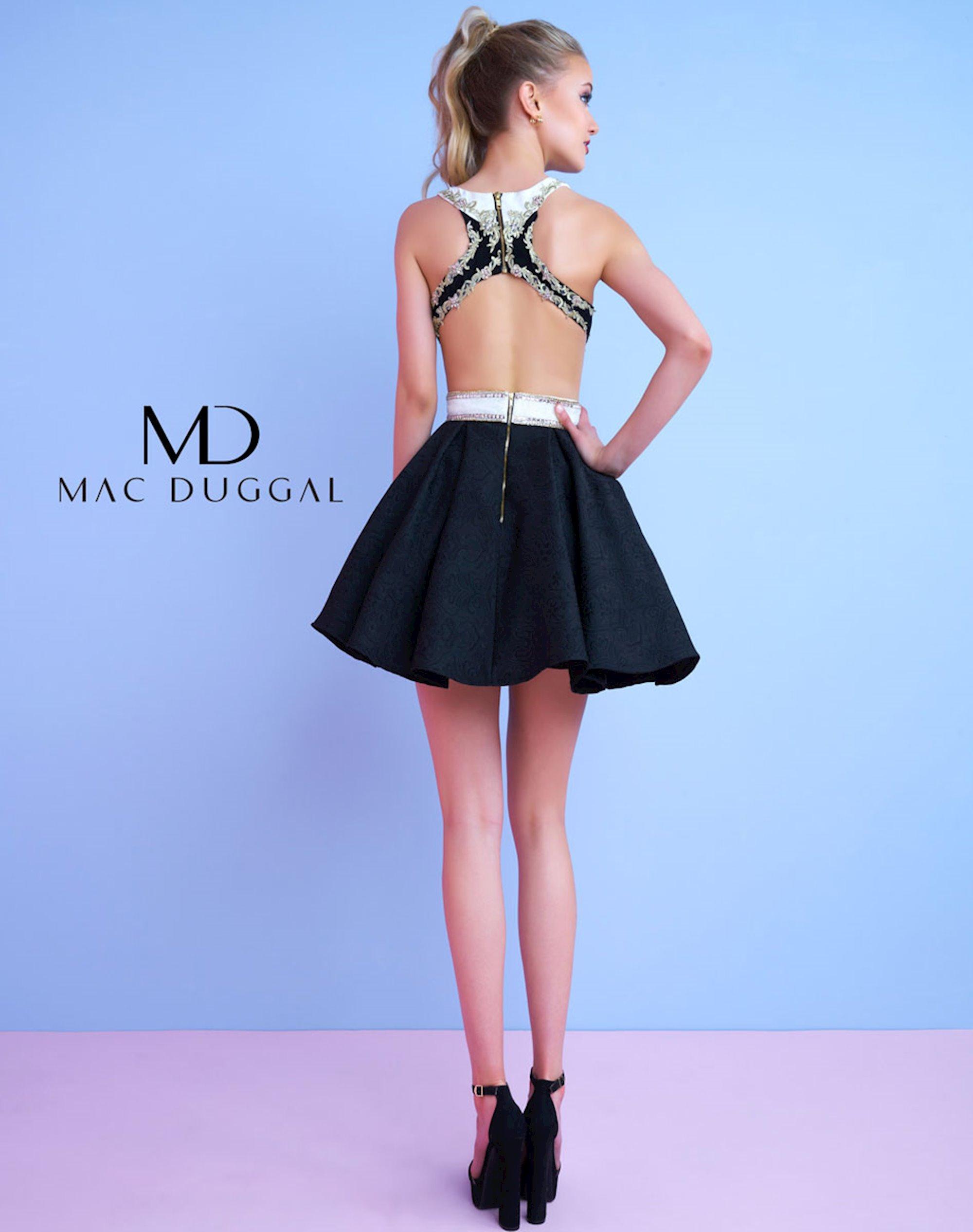 Mac Duggal After 5 Spring 2018 Cocktail Dresses   Regiss