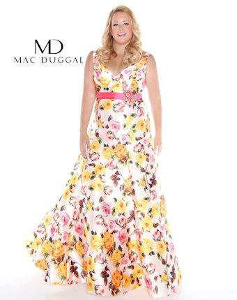 Fabulouss by Mac Duggal Style #40822F