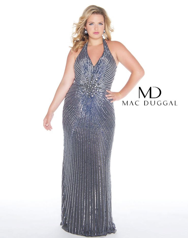 Fabulouss by Mac Duggal 4674F