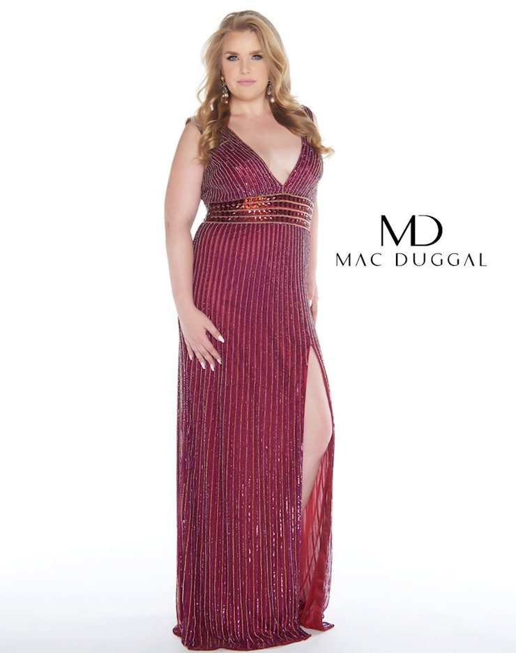 Fabulouss by Mac Duggal 4680F