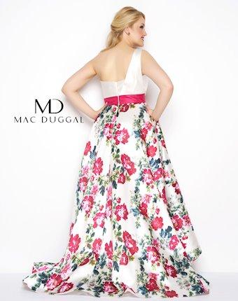 Fabulouss by Mac Duggal Style #65973F