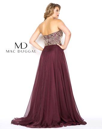 Fabulouss by Mac Duggal Style #65980F