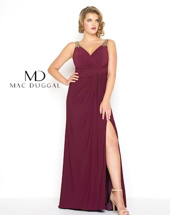Fabulouss by Mac Duggal Style #65982F
