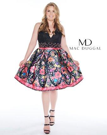 Fabulouss by Mac Duggal Style #66385F