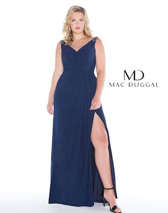 Fabulouss by Mac Duggal Style #66388F