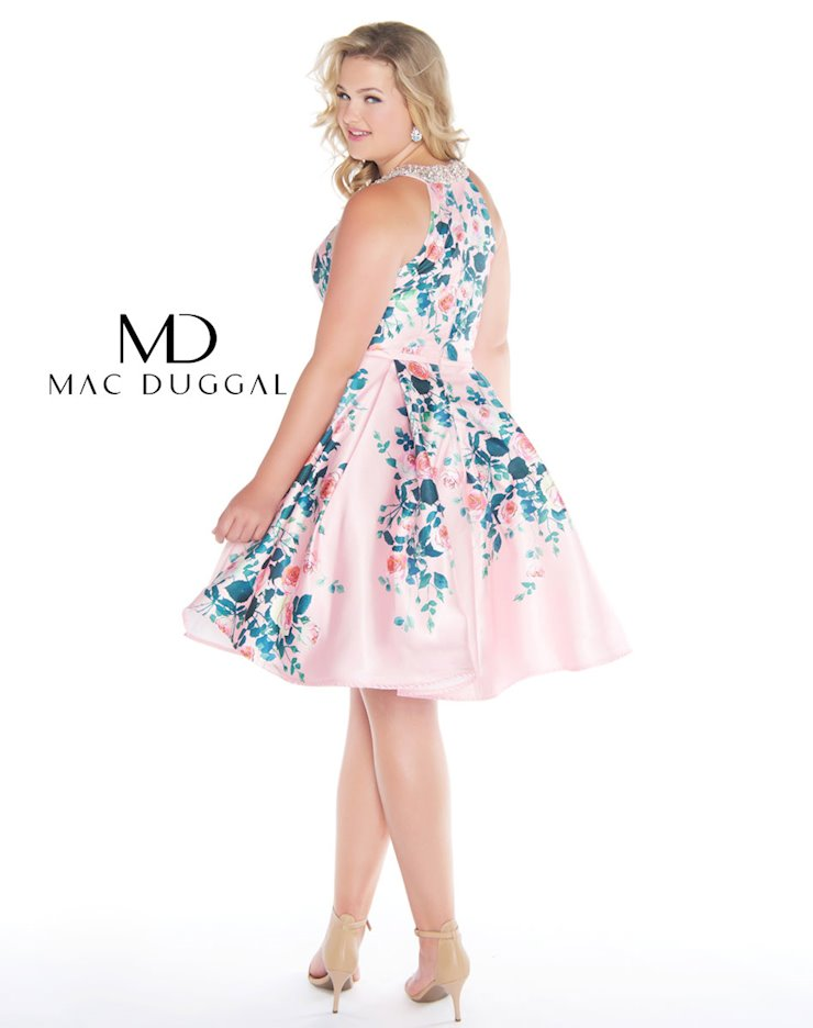 Fabulouss by Mac Duggal 66396F