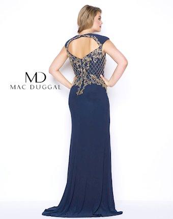 Fabulouss by Mac Duggal Style #77001F
