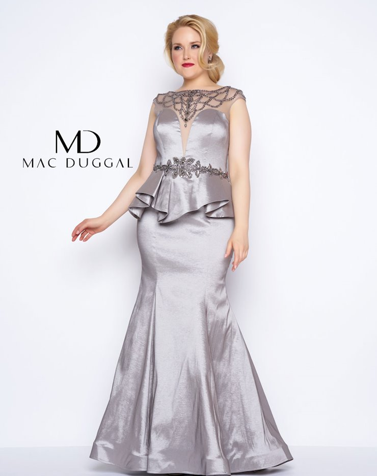 Fabulouss by Mac Duggal 77003F