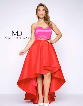 Fabulouss by Mac Duggal Style #77159F