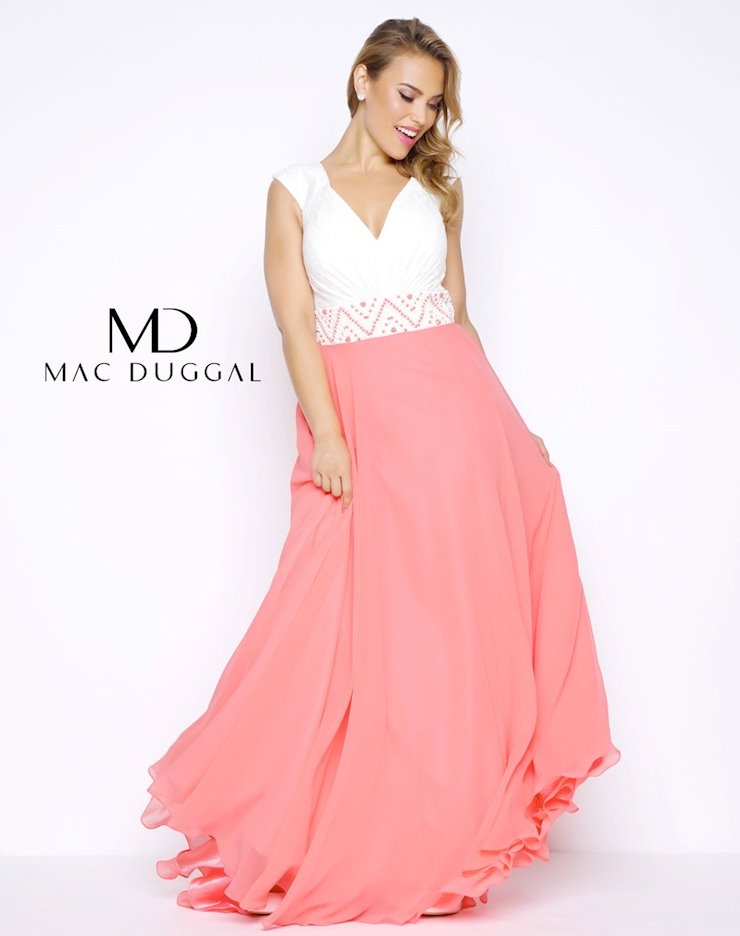 Fabulouss by Mac Duggal 77171F