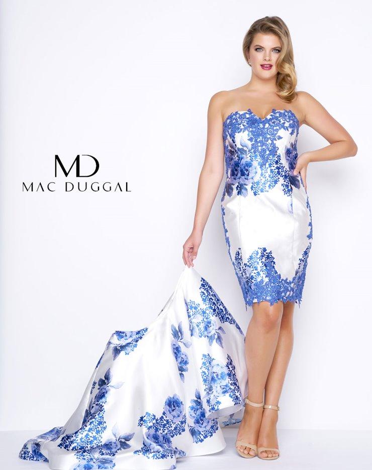 Fabulouss by Mac Duggal Style #77173F