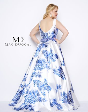 Fabulouss by Mac Duggal 77176F