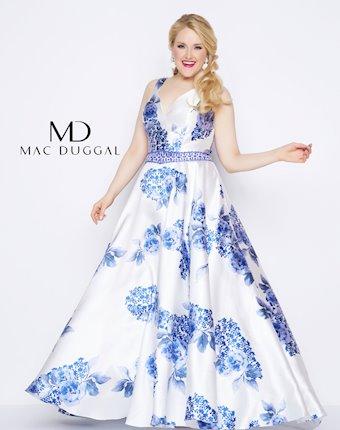 Fabulouss by Mac Duggal Style #77176F