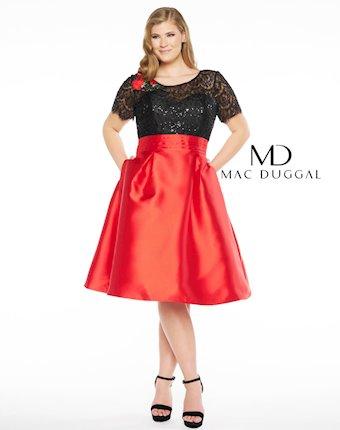 Fabulouss by Mac Duggal Style #77301F