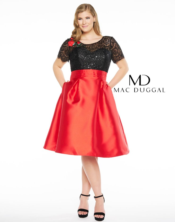Fabulouss by Mac Duggal 77301F
