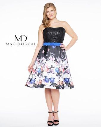 Fabulouss by Mac Duggal Style #77303F
