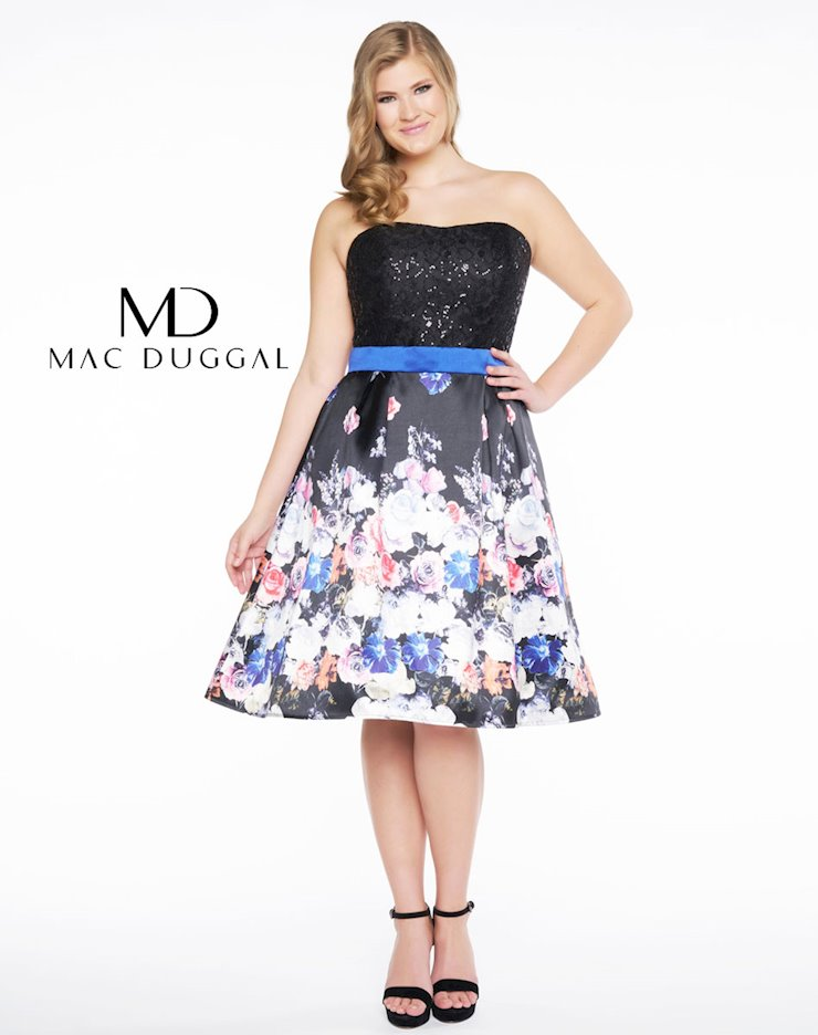 Fabulouss by Mac Duggal 77303F