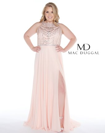 Fabulouss by Mac Duggal Style #77352F