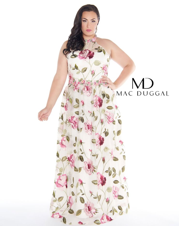 Fabulouss by Mac Duggal Style #77354F